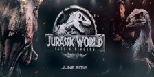 "A Universal Pictures publicou os teasers oficiais do ""Jurassic World: Fallen Kingdom"", a sequela do ""Jurassic World""."