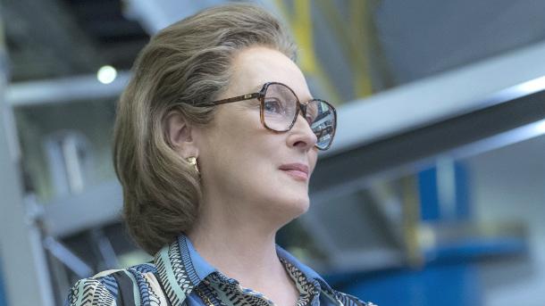 Meryl Streep the post