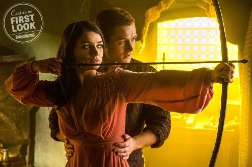 Robin Hood, Eve Hewson