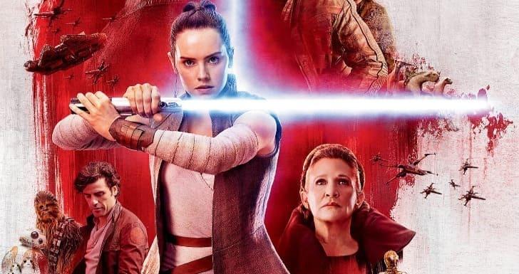 Star War: Os Últimos Jedi