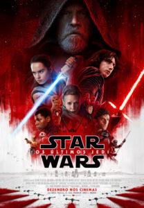 Star Wars Os Últimos Jedi Poster