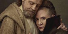 """Entre os mantos imperiosos de Leia e os andrajos de Luke, os figurinos de """"Star Wars: Os Últimos Jedi"""" são alguns dos melhores da saga."""