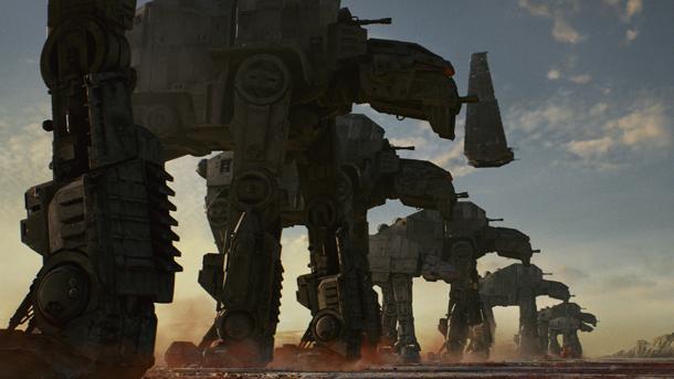 Star Wars - Crait