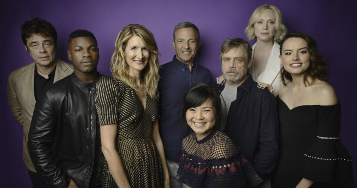 star wars last jedi cast