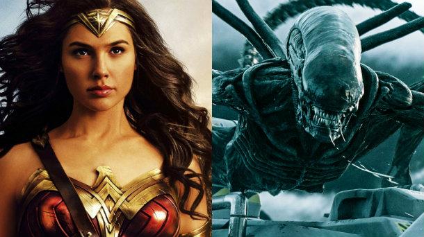 Wonder Woman_Alien Covenant Melhores Filmes de 2017