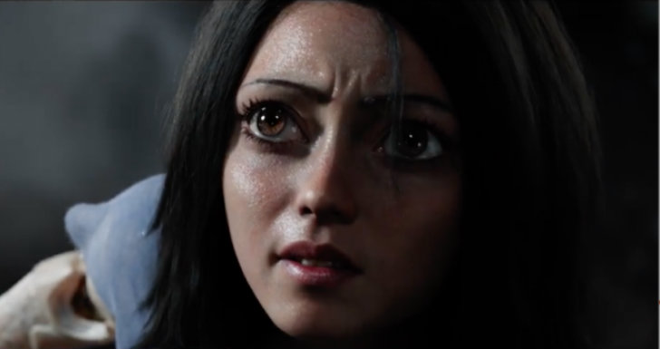 Alita: Battle Angel, James Cameron, Robert Rodriguez