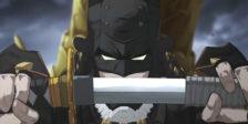 """Depois de """"Liga da Justiça"""" podes ver o cavaleiro das trevas num novo filme que o leva à era feudal japonesa!Este é """"Batman Ninja""""."""