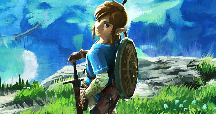 the game awards breath of the wild