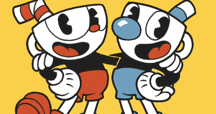 the game awards Cuphead