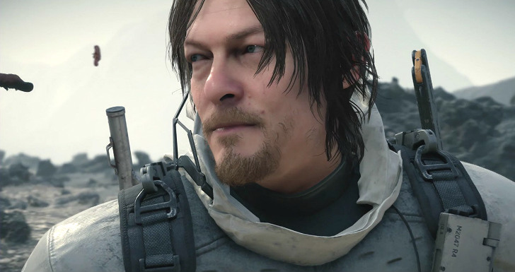 death stranding playstation experience
