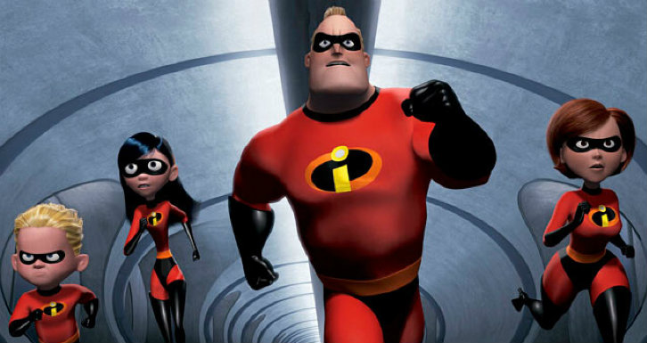 The Incredibles 2, Pixar, Brad Bird