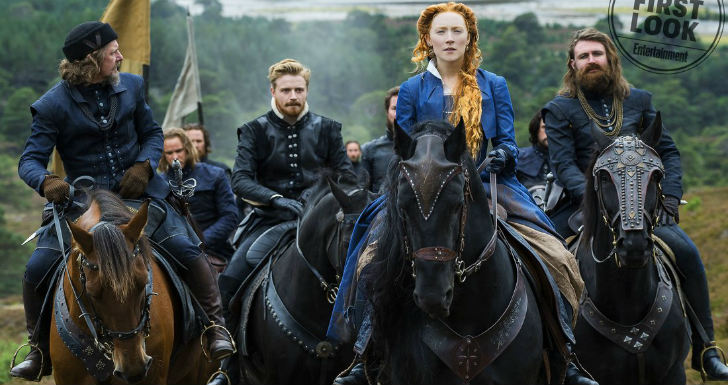 mary, queen of scots saoirse ronan
