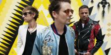 Os Muse são cabeças de cartaz no primeiro dia do Rock in Rio Lisboa e esta é a terceira actuação neste festival.