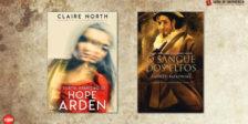 Nada melhor do que celebrar os mundos da fantasia com livros dos autores Andrzej Sapkowski e Claire North - da Saída de Emergência!
