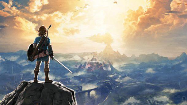 melhores jogos de 2017 The Legend of Zelda: Breath of the Wild