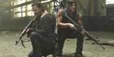 """A série de culto, """"The Walking Dead"""", tem visto os seus ratings a baixar de temporada para temporada."""