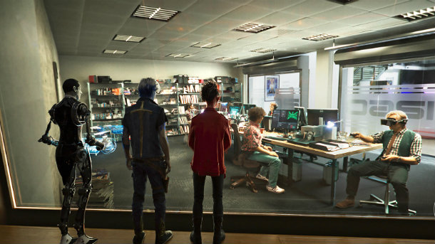 ready player one library