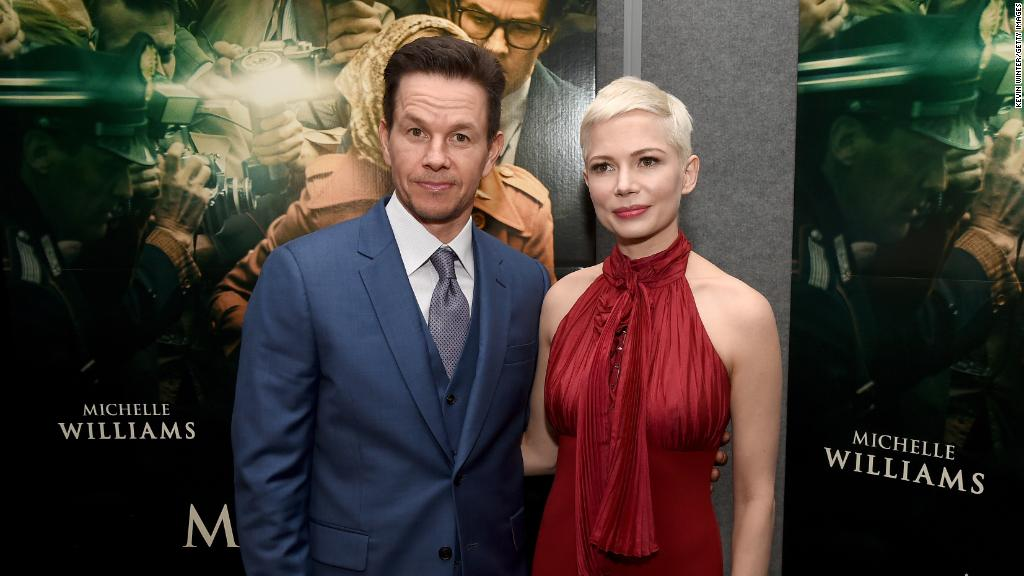 Mark Whalberg, Michelle Williams, All The Money in The World