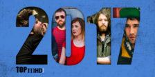 O ano que passou foiparticularmente profícuopara a Música. Tivemos saudosos regressos, fortes confirmações e alguns nascimentos inesperados. De toda a música produzida em 2017, esta é a seleção das 50 melhores para a Magazine.HD.
