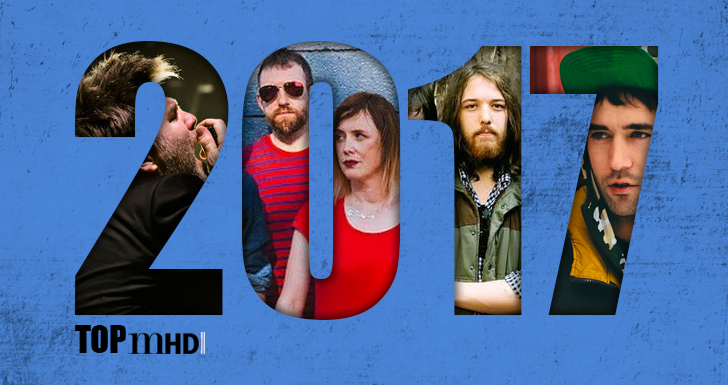 As 50 Melhores Músicas de 2017