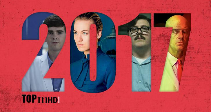 melhores personagens 2017