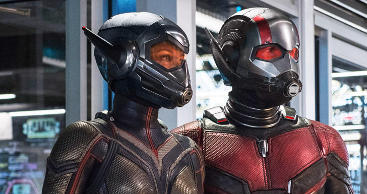 Ant-Man and the Wasp (TBC)