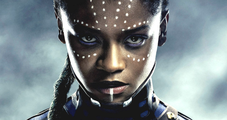 24 filmes 2018 Black panther