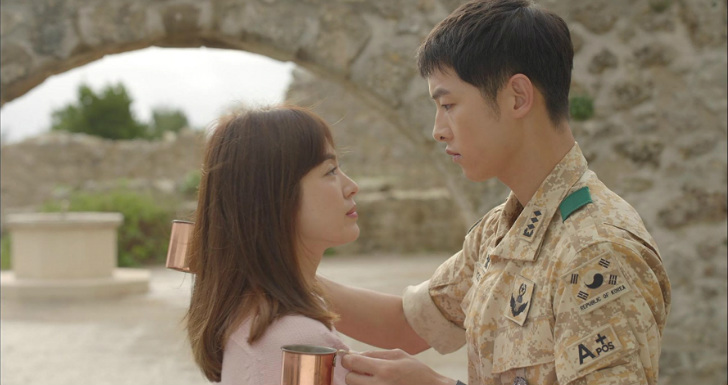 descendants of the sun k-drama