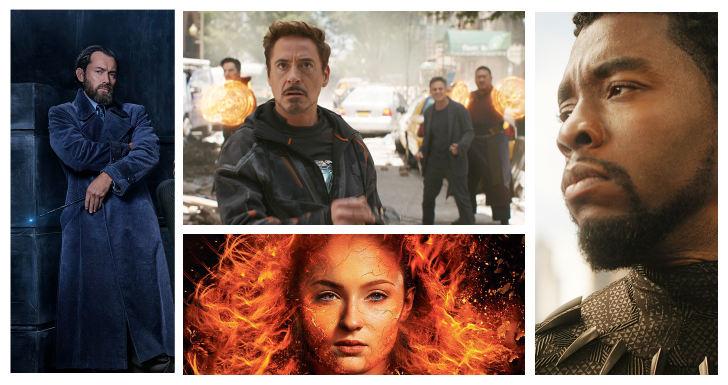 Guia de Estreias de Cinema em 2018