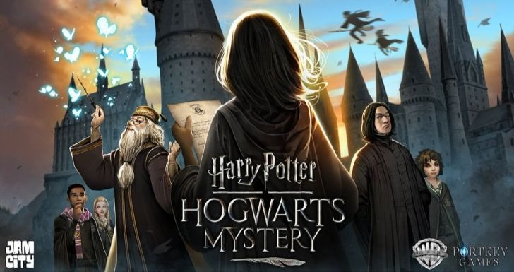 Hogwarts Mystery, Harry Potter
