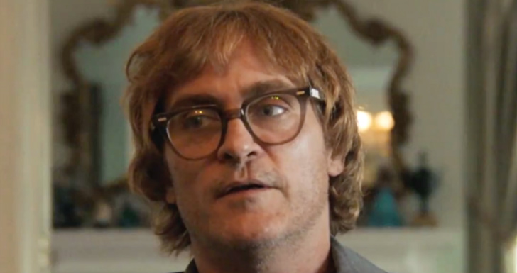Joaquin Phoenix Don't Worry, He Won't Get Far On Foot