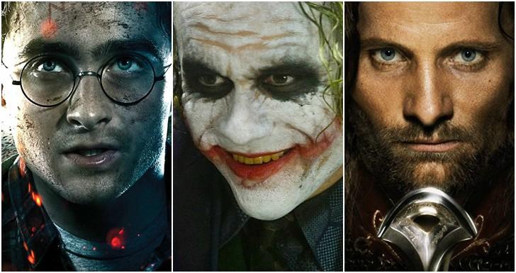 Rotten Tomatoes elege os melhores filmes de cada ano dos últimos 17 anos
