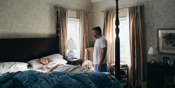 O Sacrifício de Um Cervo Sagrado - Nicole Kidman e Colin Farrell