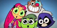 Depois da popular série animada Teen Titans GO!, os nossos heróis deram mais um grande passo e... voltaram para fazer um filme!