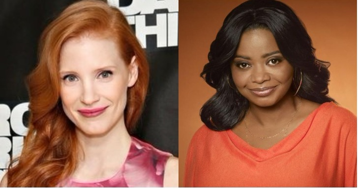 Jessica Chastain, Octavia Spencer