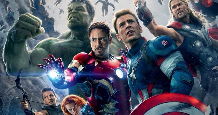 Guerra do Infinito, Avengers
