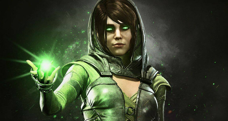 enchantress injustice 2