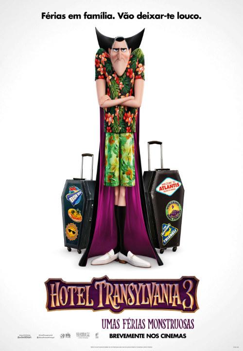 Hotel Transylvania 3: Umas Férias Monstruosas