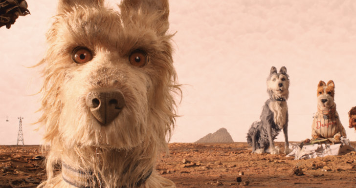 Ilha dos Cães | Estreia dia 25 de abril