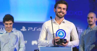 Melhor Jogo, Out of Line prémios playstation