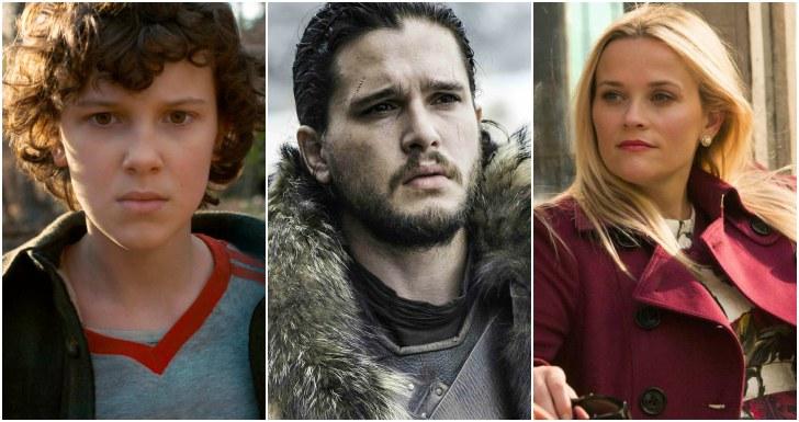 As séries que só regressam em 2019