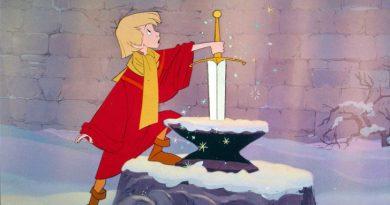 A Espada Era A Lei, The Sword, In The Stone, Disney