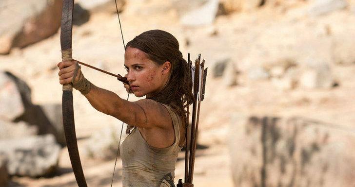 Alicia Vikander, Tomb Raider, Lara Croft, Roar Uthaug