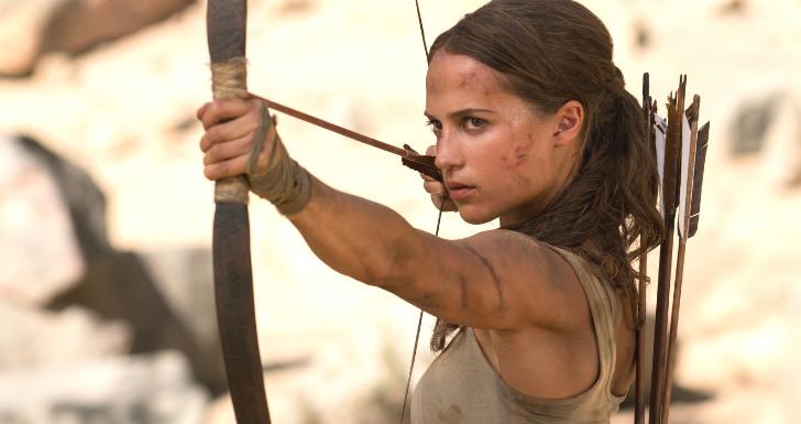Tomb Raider | Estreia dia 15 de março