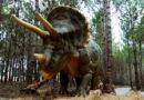 Dino Parque da Lourinhã, um dos maiores parques de Dinossauros da Europa