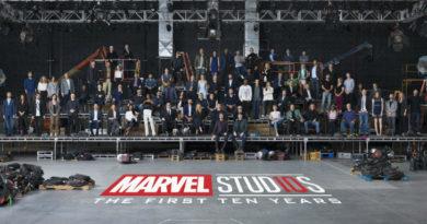 Estudios Marvel celebram 10 anos