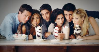 Friends, Central Perk
