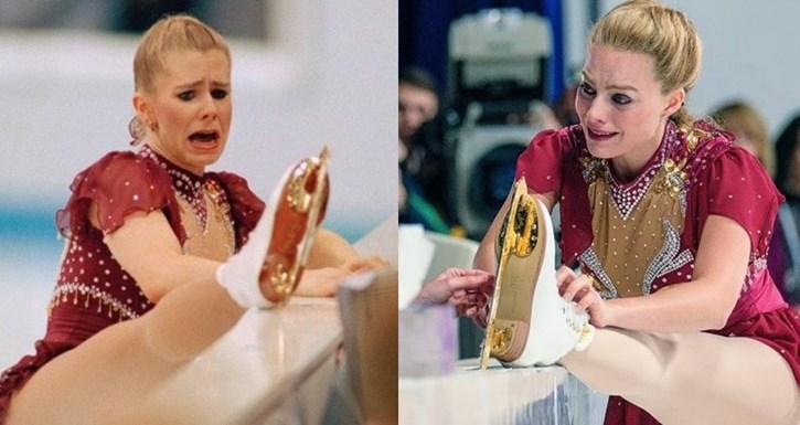 Eu, Tonya: o desafio de vestir Margot Robbie como Tonya Harding e a moda dos anos 90