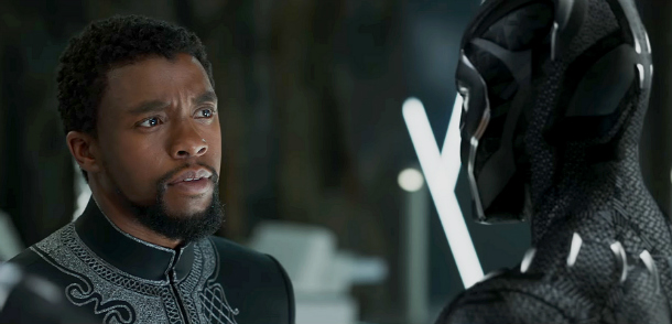 Pantera Negra, Black Panther, Marvel, Disney, Chadwick Boseman