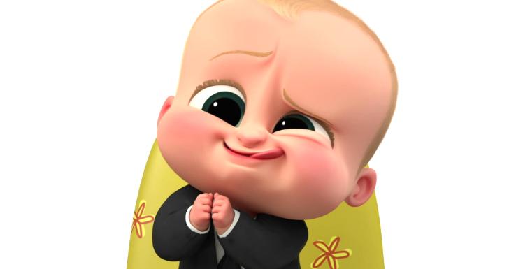The Boss baby netflix